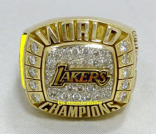 2000 NBA World Champions