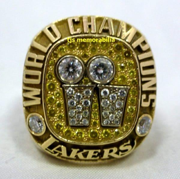 2001 NBA World Champions
