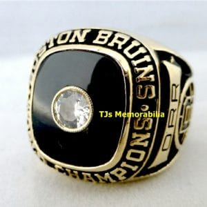 1970 BOSTON BRUINS STANLEY CUP CHAMPIONSHIP RING