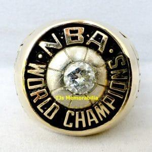 1980 & 1987 LOS ANGELES LA LAKERS NBA CHAMPIONSHIP RINGS
