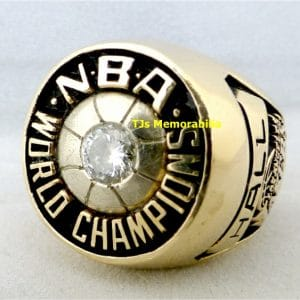 1980 LOS ANGELES LA LAKERS NBA CHAMPIONSHIP RING