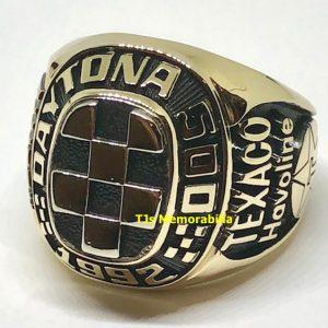 1992 DAYTONA 500 WINNERS CHAMPIONS CHAMPIONSHIP RING – DAVEY ALLISON