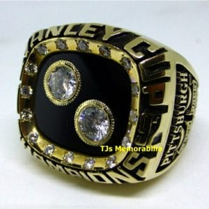 1992 PITTSBURGH PENGUINS BACK TO BACK STANLEY CUP CHAMPIONSHIP RING