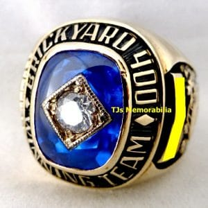 1994 BRICKYARD 400 WINNERS CHAMPIONSHIP RING