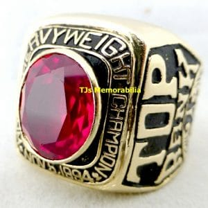 1994 GEORGE FOREMAN WORLD HEAVYWEIGHT CHAMPIONSHIP RING