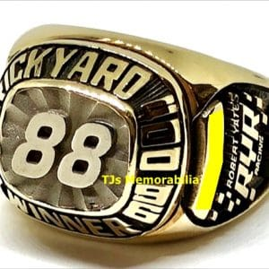 1996 BRICKYARD 400 WINNERS CHAMPIONSHIP RING