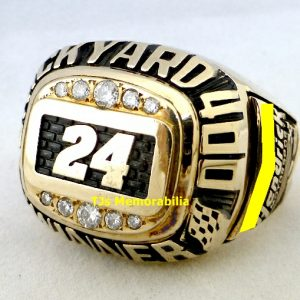 1998 BRICKYARD 400 WINNERS CHAMPIONSHIP RING