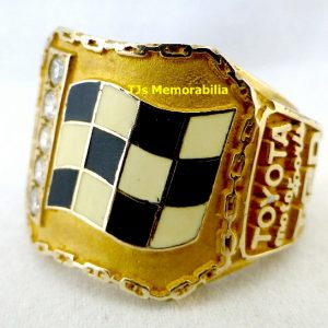 2003 INDY 500 TOYOTA CHAMPIONSHIP PARTICIPATION RING