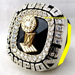 2006 MIAMI HEAT NBA BASKETBALL CHAMPIONSHIP RING STAFFER
