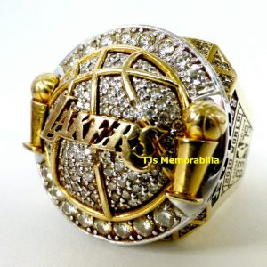 2010 LOS ANGLES LA LAKERS NBA CHAMPIONSHIP RING