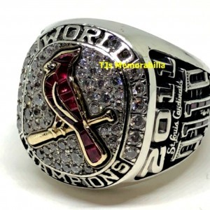 2011 SAINT LOUIS CARDINALS WORLD SERIES CHAMPIONSHIP RING