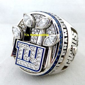 2011 NEW YORK GIANTS SUPER BOWL XLI CHAMPIONSHIP RING