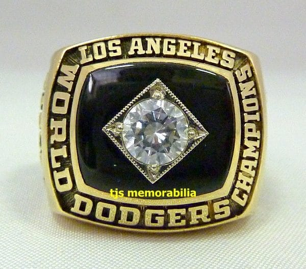 1981 Los Angeles Dodgers World Series