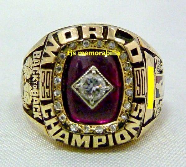1990 NBA World Champions