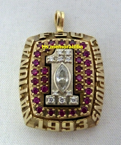 1993 National Champions