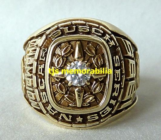 1995 Busch Series Champion