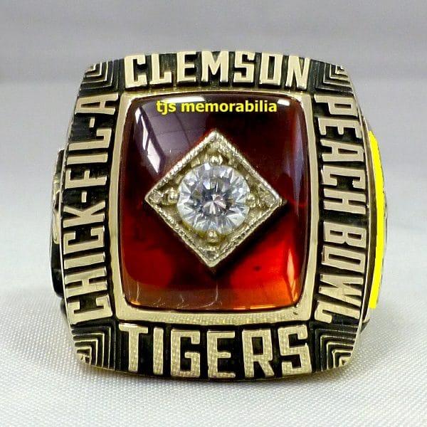 1997 Peach Bowl Ring