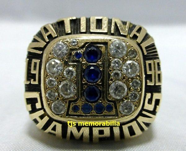1996 National Champions