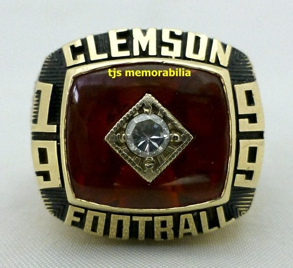 1999 Peach Bowl Ring