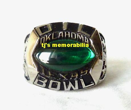 Oil Bowl Ring