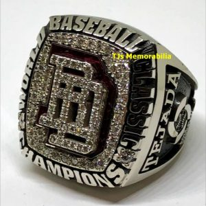 2013 WORLD BASEBALL CLASSIC MLB CHAMPIONS CHAMPIONSHIP RING