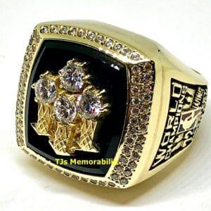 1996 CHICAGO BULLS NBA CHAMPIONSHIP RING