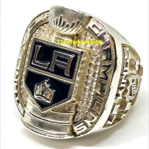 2012 Los Angeles Kings Stanley Cup Championship Ring