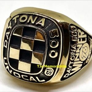 1996 DAYTONA 500 WINNERS CHAMPIONSHIP RING