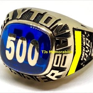 2000 DAYTONA 500 WINNERS CHAMPIONSHIP RING
