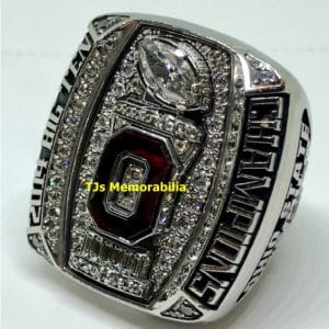 2014 OHIO STATE BUCKEYES BIG TEN FOOTBALL CHAMPIONSHIP RING