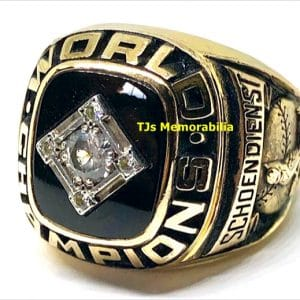 1967 SAINT LOUIS CARDINALS WORLD SERIES CHAMPIONSHIP RING