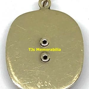 1985 ST LOUIS CARDINALS NL NATIONAL LEAGUE CHAMPIONSHIP RING TOP PENDANT