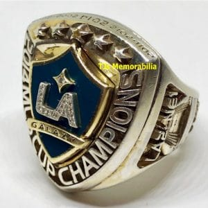 2014 LA GALAXY MLS SOCCER CHAMPIONSHIP RING