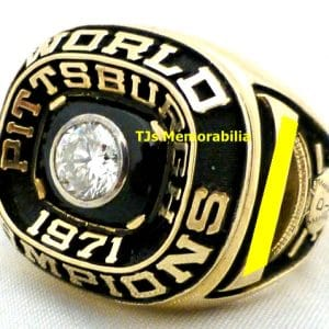 1971 PITTSBURGH PIRATES WORLD SERIES CHAMPIONS CHAMPIONSHIP RING