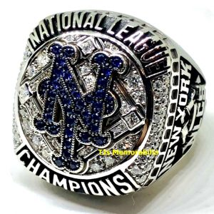 2015 New York NY Mets National League Championship Ring