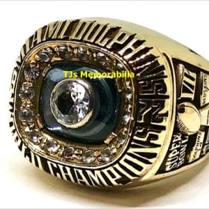 1972 MIAMI DOLPHINS PERFECT SEASON SUPER BOWL VII CHAMPIONSHIP RING