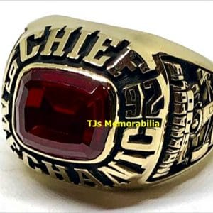 1992 INDIANAPOLIS INDY 500 CHIEF MECHANIC WINNERS CHAMPIONSHIP RING
