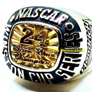 1998 NASCAR WINSTON CUP SERIES WINNERS CHAMPIONSHIP RING