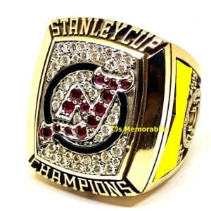 2003 NEW JERSEY DEVILS STANLEY CUP NHL CHAMPIONSHIP RING