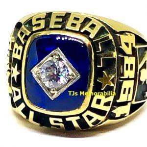1984 MAJOR LEAGUE BASEBALL MLB ALL STAR GAME CHAMPIONSHIP RING