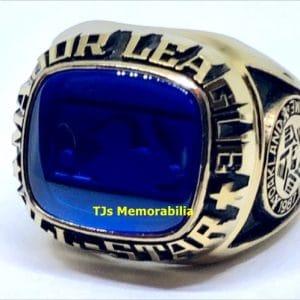 1987 MAJOR LEAGUE BASEBALL MLB ALL STAR GAME CHAMPIONSHIP RING