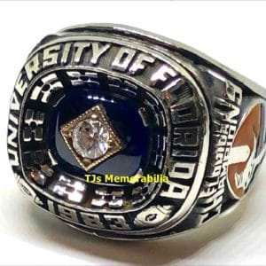 1983 FLORIDA GATORS GATOR BOWL CHAMPIONSHIP RING