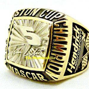 1996 NASCAR WINSTON CUP WINNERS CHAMPIONSHIP RING