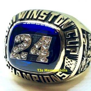 2001 NASCAR WINSTON CUP CHAMPIONS CHAMPIONSHIP RING