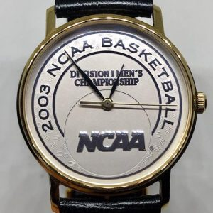 2003 SYRACUSE ORANGEMEN NCAA BASKETBALL NATIONAL CHAMPIONSHIP WATCH NOT RING