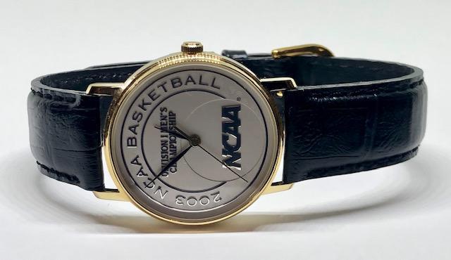 2003 Syracuse Orangemen Ncaa Basketball National Championship Watch Not Ring