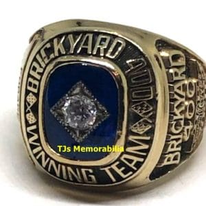 1994 BRICKYARD 400 WINNERS INAUGURAL CHAMPIONSHIP RING