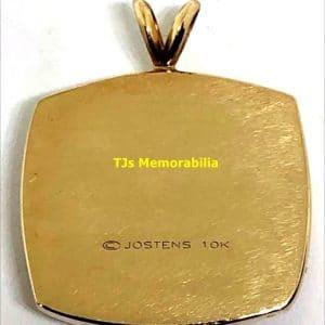 2001 MARSHALL THUNDERING HERD GMAC BOWL CHAMPIONSHIP RING TOP PENDANT