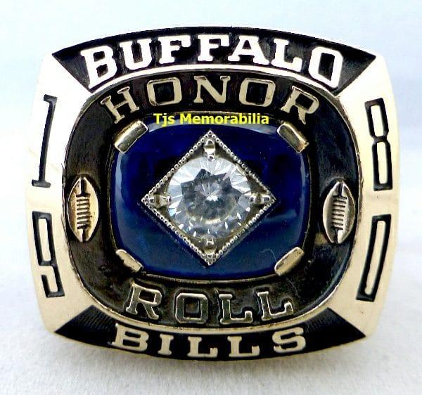 OJ Simpson Signed Buffalo Bills Chrome Football Mini