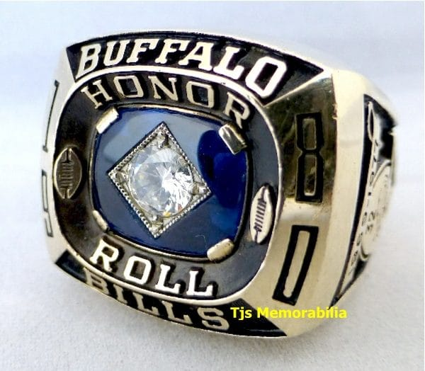 Buffalo Bills O.J. OJ Simpson Autographed Blue Jersey JSA